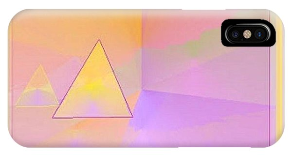 Beings Of Light Portal IPhone Case