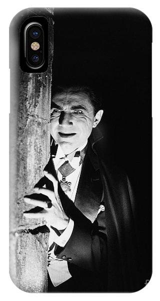 Bela Lugosi Dracula IPhone Case