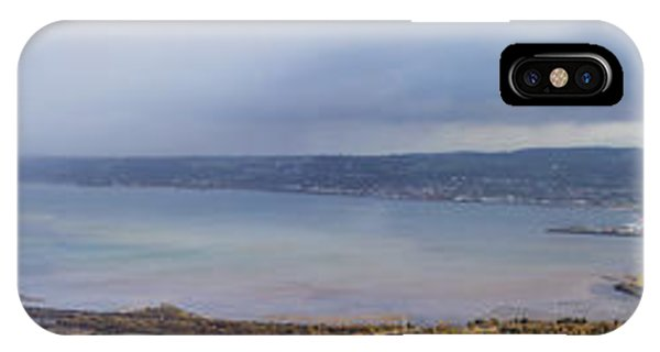Belfast Lough  IPhone Case