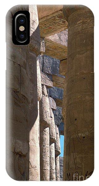 Belief In The Hereafter IIi IPhone Case
