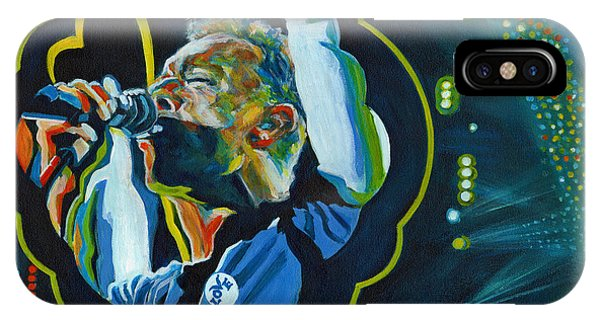 Believe In Love - Chris Martin IPhone Case