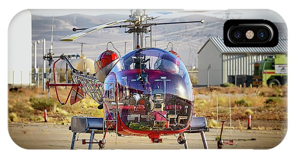 Bell 47 IPhone Case