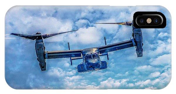Bell Boeing V-22 Osprey  IPhone Case