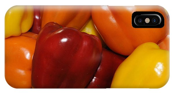 Bell Peppers 2 IPhone Case