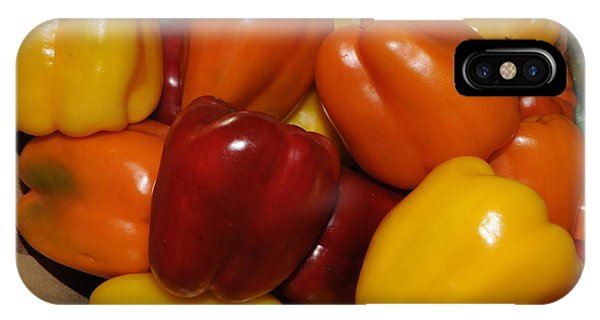 Bell Peppers IPhone Case