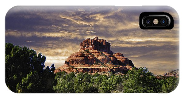 Bell Rock In Hdr Phone Case by Frank Feliciano
