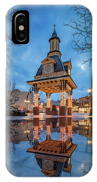 Bell Tower  In Beaver  IPhone Case