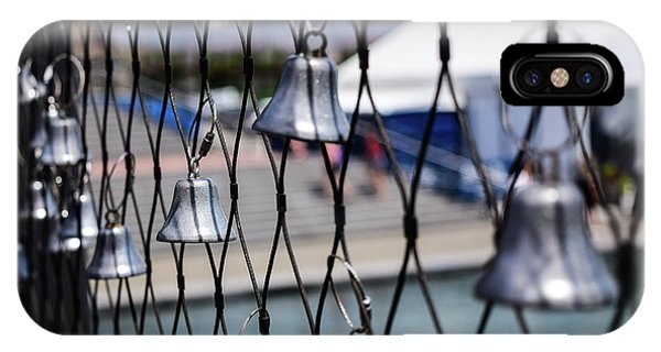 Bells Of Hope IPhone Case