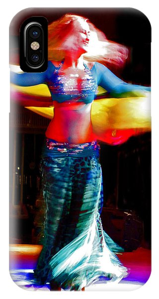 Shakira iPhone Case - Belly Dance by Andy Za