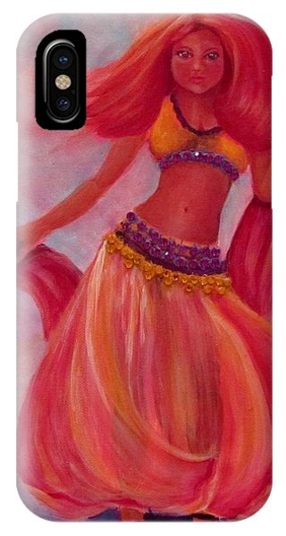 Belly Dancer IPhone Case
