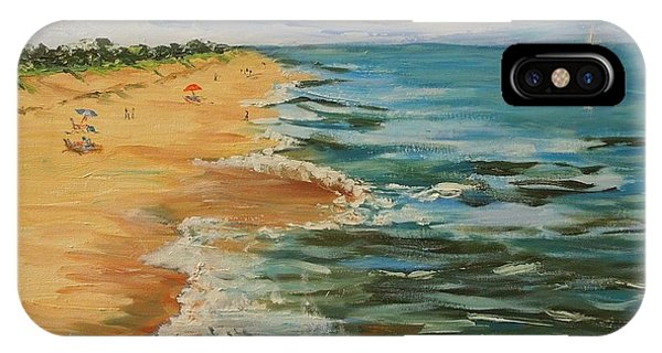 Beloved Beach - Sold IPhone Case