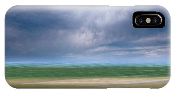 Below The Clouds IPhone Case