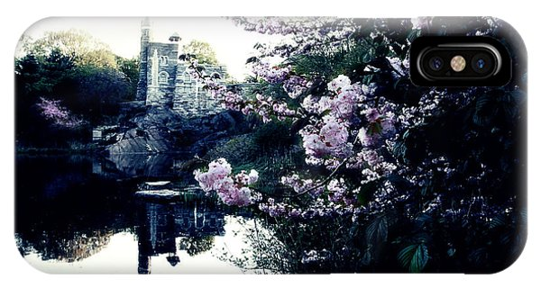 Belvedere Castle Phone Case by Ariane Moshayedi