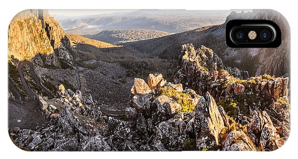 Upland iPhone Case - Ben Lomond National Park by Jorgo Photography - Wall Art Gallery