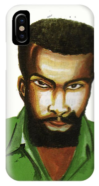 Ben Okri IPhone Case