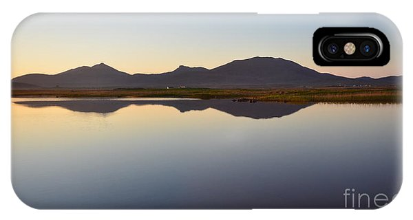 Scotland iPhone Case - Benbecula by Smart Aviation