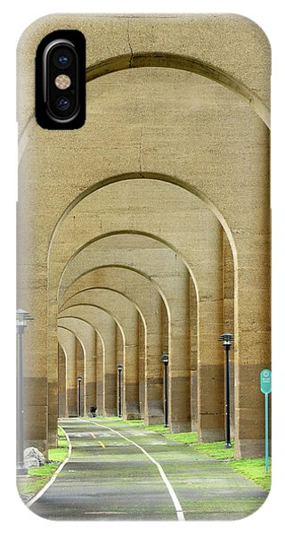 Beneath The Hellgate IPhone Case