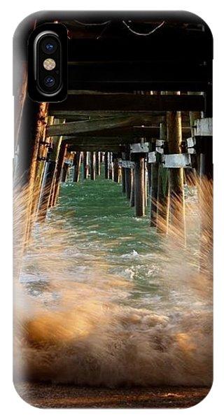 Beneath The Pier IPhone Case