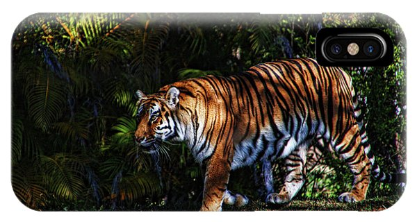 Bengal Tiger - Rdw001072 IPhone Case