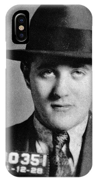 Benjamin Bugsy Siegel IPhone Case