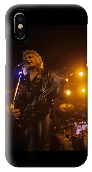 Benjamin Orr Of The Cars IPhone Case