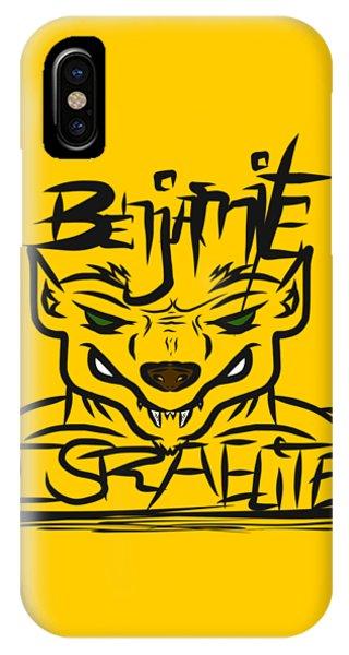 Benjamite Israelite IPhone Case