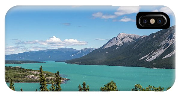 Tagish Lake IPhone Case