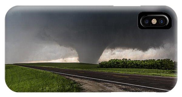Bennington Kansas Wedge IPhone Case