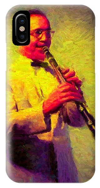 Benny Goodman IPhone Case