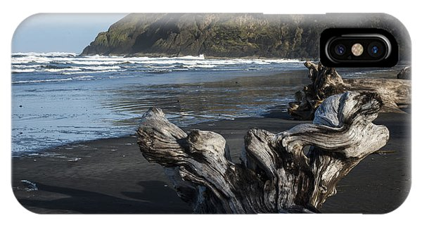Benson Beach And North Head IPhone Case