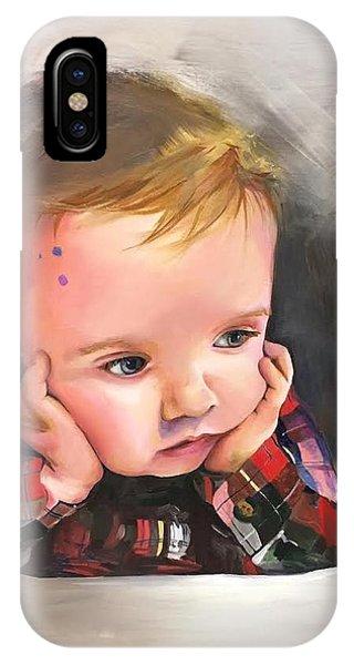 Benson IPhone Case
