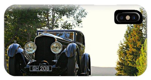 Bentley Speed 6 Corsica IPhone Case