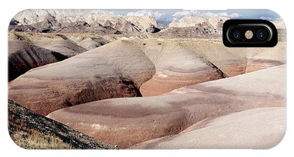 Bentonite Mounds IPhone Case