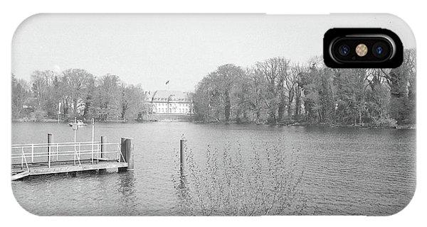 Berlin Lake IPhone Case