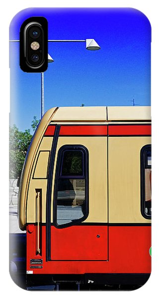 Berlin S-bahn IPhone Case