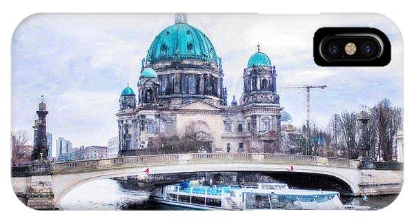 Berliner Dom IPhone Case