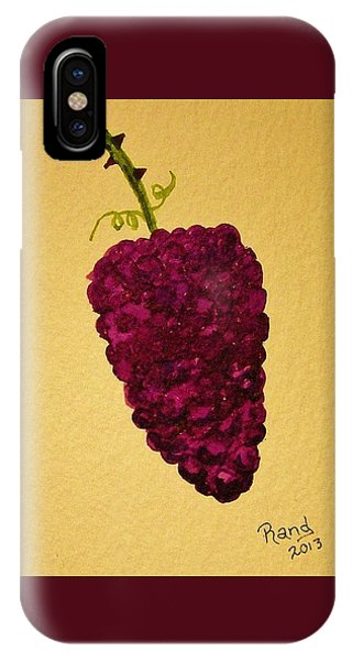 Berry Good IPhone Case
