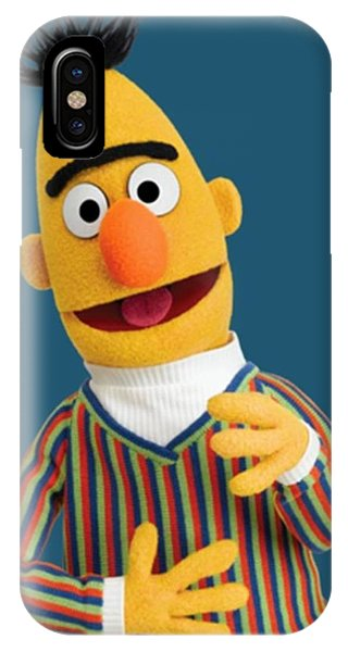 Bert IPhone Case