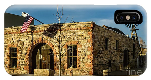 Berthoud Museum IPhone Case