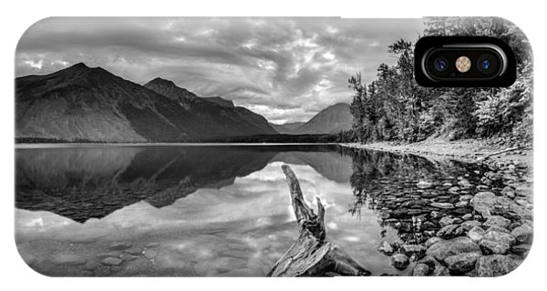 Beside Still Waters IPhone Case