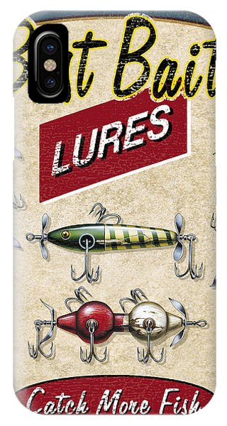 Lure iPhone Case - Best Bait Lures by JQ Licensing