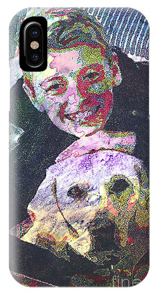 iPhone Case - Best Friends by Alene Sirott-Cope