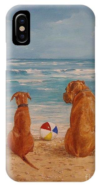 Best Friends IPhone Case