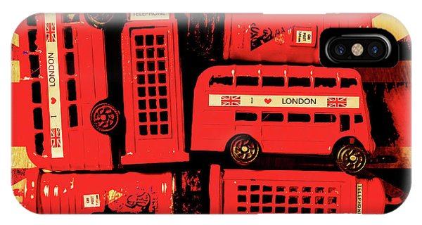 Greater London iPhone Case - Best Of Britain by Jorgo Photography - Wall Art Gallery