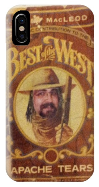 Best Of The West IPhone Case