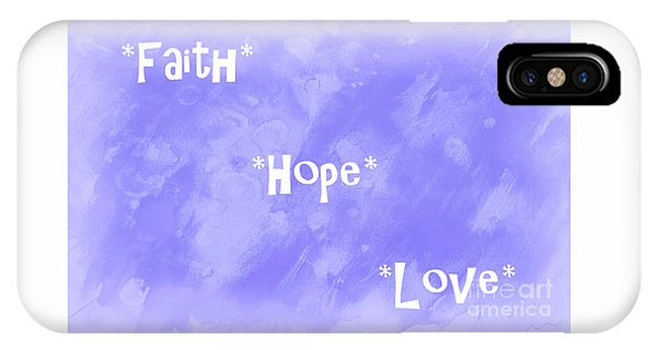 Worship iPhone Case - Best Three Words by Krissy Katsimbras