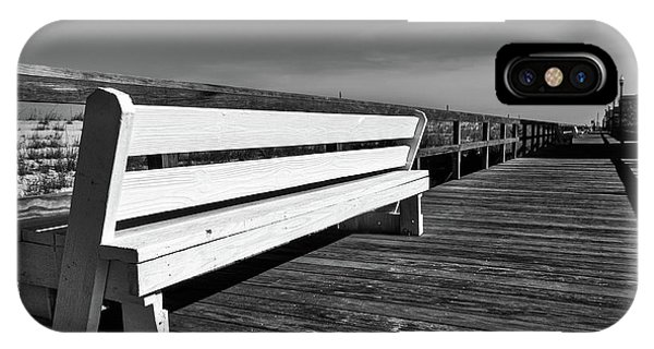 Bethany Beach Boardwalk IPhone Case