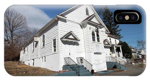 Bethel Ame Church  Huntington IPhone Case