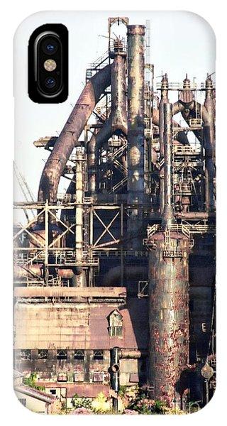 Bethlehem Steel # 14 IPhone Case