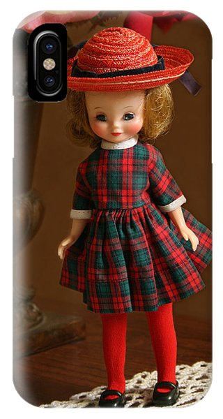 Betsy Doll IPhone Case